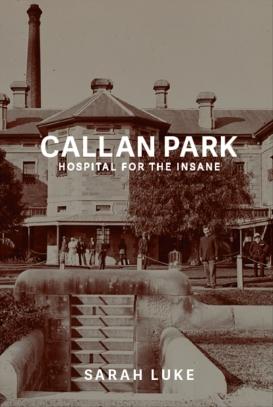 Callan Park book cover